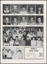 1983 Aline-Cleo Springs High School Yearbook Page 106 & 107