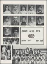 1983 Aline-Cleo Springs High School Yearbook Page 110 & 111