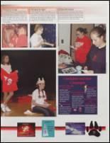 2004 Laingsburg High School Yearbook Page 12 & 13