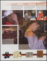 2004 Laingsburg High School Yearbook Page 20 & 21