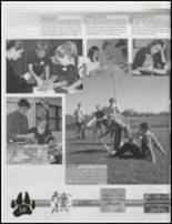 2004 Laingsburg High School Yearbook Page 22 & 23