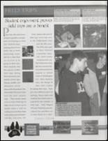 2004 Laingsburg High School Yearbook Page 24 & 25