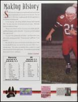 2004 Laingsburg High School Yearbook Page 42 & 43