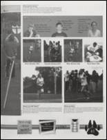 2004 Laingsburg High School Yearbook Page 44 & 45