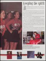 2004 Laingsburg High School Yearbook Page 46 & 47