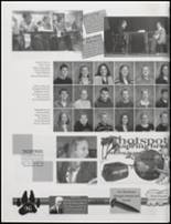 2004 Laingsburg High School Yearbook Page 100 & 101