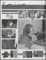 2004 Laingsburg High School Yearbook Page 112 & 113