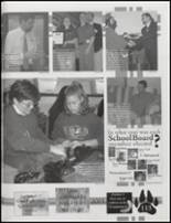 2004 Laingsburg High School Yearbook Page 116 & 117
