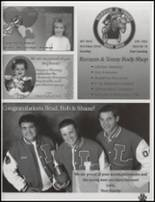 2004 Laingsburg High School Yearbook Page 162 & 163