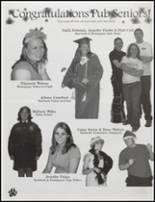 2004 Laingsburg High School Yearbook Page 164 & 165