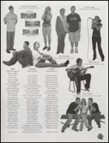 2004 Laingsburg High School Yearbook Page 166 & 167