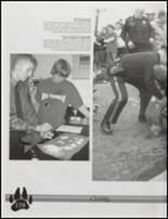2004 Laingsburg High School Yearbook Page 182 & 183