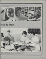 1989 Cameron High School Yearbook Page 16 & 17