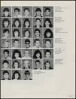 1989 Cameron High School Yearbook Page 22 & 23