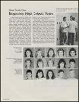 1989 Cameron High School Yearbook Page 26 & 27