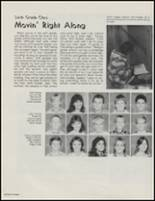 1989 Cameron High School Yearbook Page 32 & 33