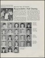 1989 Cameron High School Yearbook Page 38 & 39