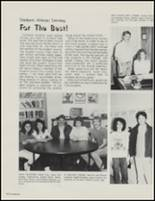 1989 Cameron High School Yearbook Page 54 & 55
