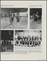 1989 Cameron High School Yearbook Page 66 & 67