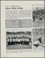 1989 Cameron High School Yearbook Page 70 & 71