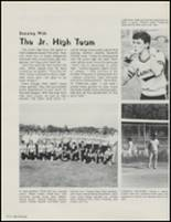 1989 Cameron High School Yearbook Page 74 & 75