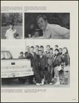 1989 Cameron High School Yearbook Page 82 & 83