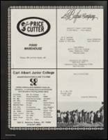 1989 Cameron High School Yearbook Page 110 & 111