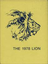 1978 Yearbook Chestnut Ridge High School