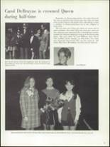 1971 La Porte High School Yearbook Page 14 & 15