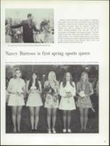 1971 La Porte High School Yearbook Page 24 & 25