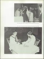 1971 La Porte High School Yearbook Page 26 & 27