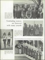 1971 La Porte High School Yearbook Page 30 & 31