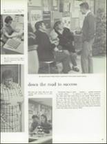 1971 La Porte High School Yearbook Page 40 & 41