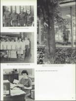 1971 La Porte High School Yearbook Page 42 & 43