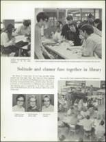 1971 La Porte High School Yearbook Page 44 & 45