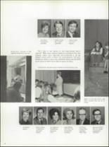 1971 La Porte High School Yearbook Page 46 & 47