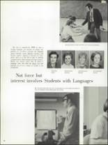 1971 La Porte High School Yearbook Page 50 & 51