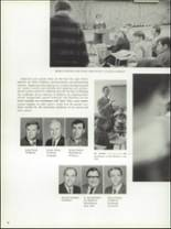 1971 La Porte High School Yearbook Page 52 & 53