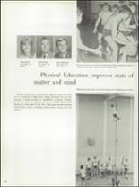 1971 La Porte High School Yearbook Page 56 & 57