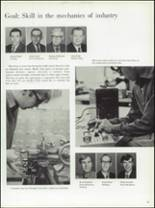 1971 La Porte High School Yearbook Page 66 & 67