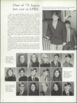 1971 La Porte High School Yearbook Page 74 & 75