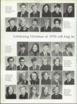 1971 La Porte High School Yearbook Page 88 & 89