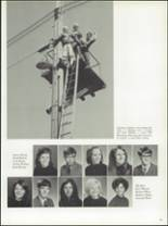 1971 La Porte High School Yearbook Page 92 & 93