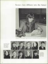 1971 La Porte High School Yearbook Page 94 & 95