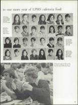1971 La Porte High School Yearbook Page 98 & 99