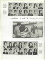 1971 La Porte High School Yearbook Page 100 & 101