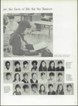 1971 La Porte High School Yearbook Page 102 & 103
