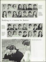 1971 La Porte High School Yearbook Page 106 & 107