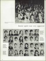 1971 La Porte High School Yearbook Page 108 & 109