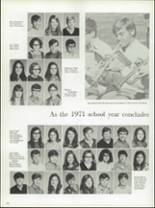 1971 La Porte High School Yearbook Page 110 & 111